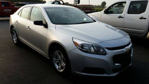 2016 Chevrolet Malibu Limited for sale at AFFORDABLE DISCOUNT AUTO in Humboldt TN