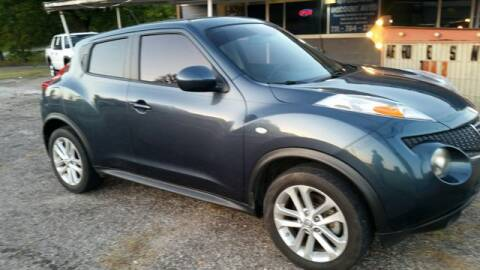 2011 Nissan JUKE for sale at AFFORDABLE DISCOUNT AUTO in Humboldt TN