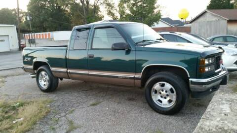 1996 GMC Sierra 1500 for sale at AFFORDABLE DISCOUNT AUTO in Humboldt TN