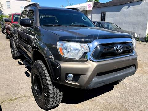 2015 Toyota Tacoma for sale in Paterson, NJ