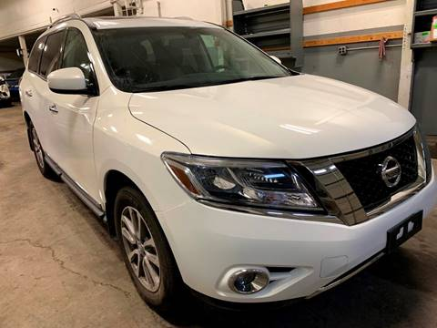 2014 Nissan Pathfinder for sale in Paterson, NJ