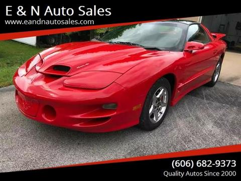 1999 Pontiac Firebird for sale in London, KY