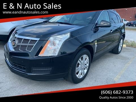 2012 Cadillac SRX for sale in London, KY