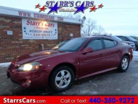2006 Pontiac Grand Prix for sale in Painesville, OH
