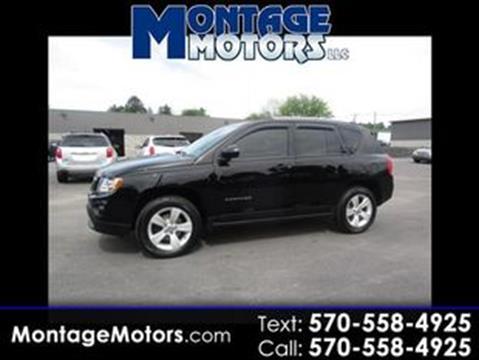 2013 Jeep Compass for sale in Scranton, PA