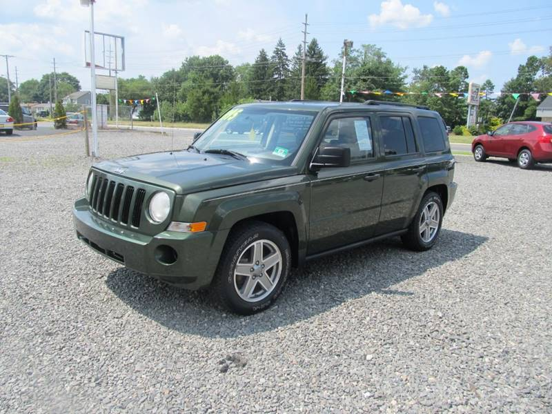 2008 Jeep Patriot For Sale At Jims Auto Sales In Lakehurst NJ