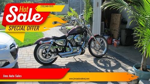 2012 Harley-Davidson xl1 for sale in Lakehurst, NJ