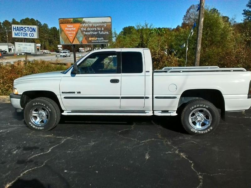 1999 Dodge Ram Pickup 1500 for sale at Lakeview Motors in Clarksville VA