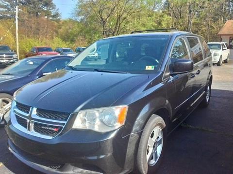 2012 Dodge Grand Caravan for sale at Lakeview Motors in Clarksville VA
