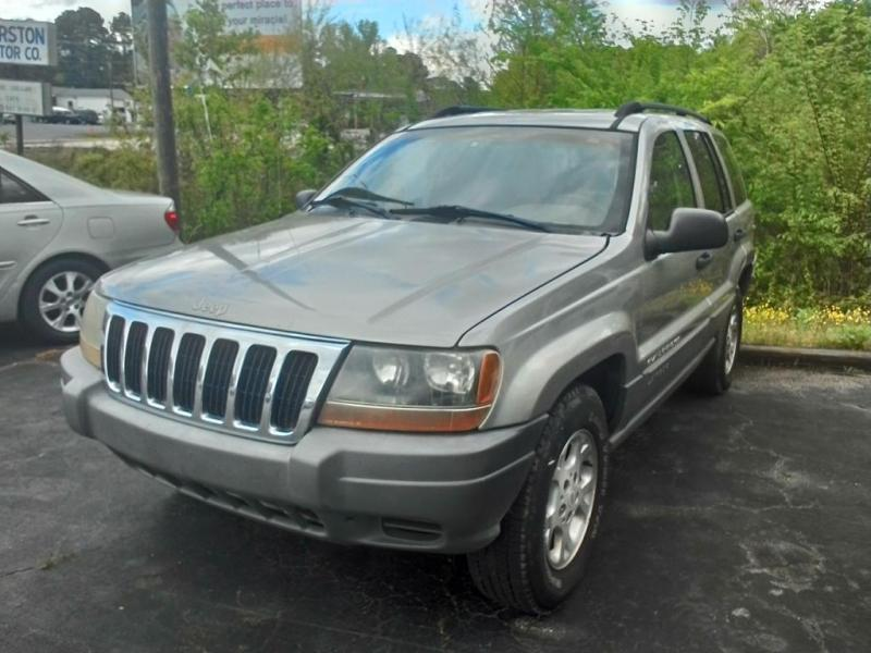 2002 Jeep Grand Cherokee For Sale At Lakeview Motors In Clarksville VA