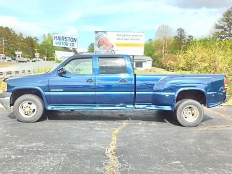 2001 GMC Sierra 3500 for sale at Lakeview Motors in Clarksville VA