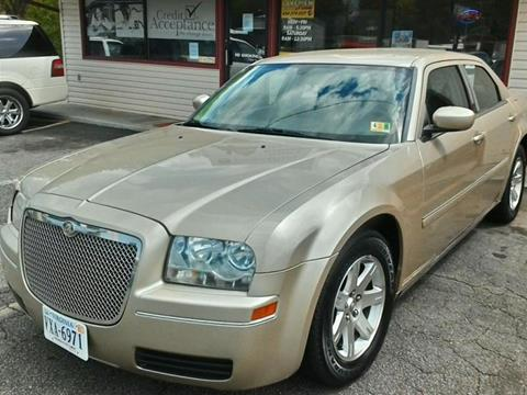 2006 Chrysler 300 for sale at Lakeview Motors in Clarksville VA