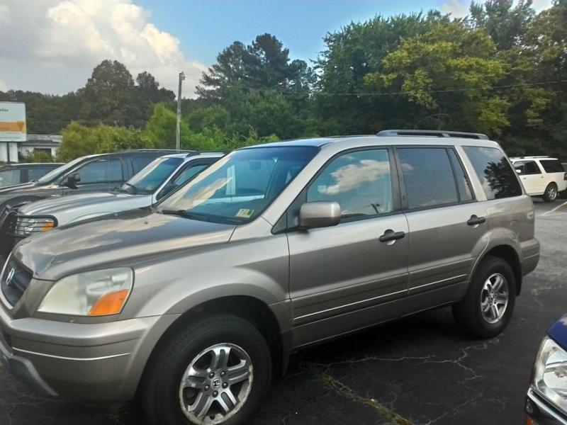 2004 Honda Pilot For Sale At Lakeview Motors In Clarksville VA