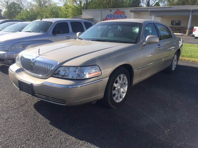 2010 Lincoln Town Car Signature Limited In Benton Ky Mccully S