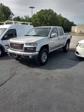 2010 GMC Canyon for sale in Benton, KY