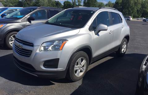 2016 Chevrolet Trax for sale in Benton, KY