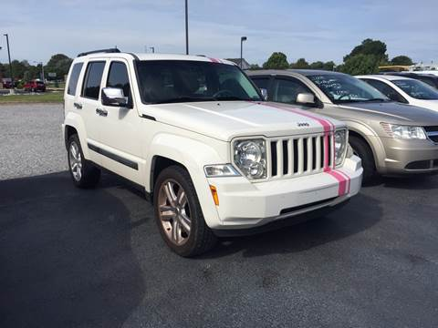 2010 Jeep Liberty for sale in Benton, KY