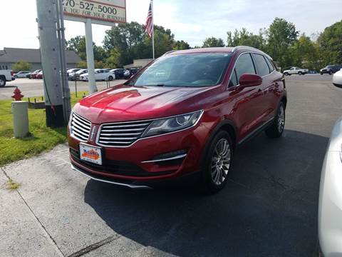 2015 Lincoln MKC for sale in Benton, KY