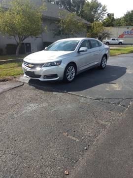 2016 Chevrolet Impala for sale in Benton, KY