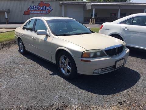 2002 Lincoln LS for sale in Benton, KY