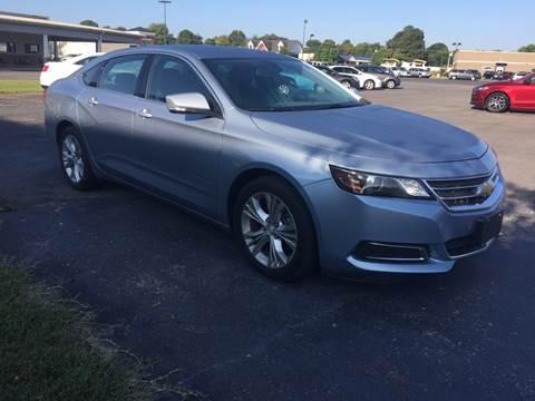 2015 Chevrolet Impala for sale in Benton, KY