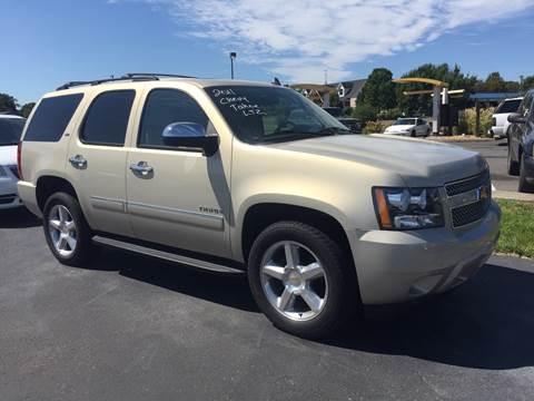 2011 Chevrolet Tahoe for sale in Benton, KY
