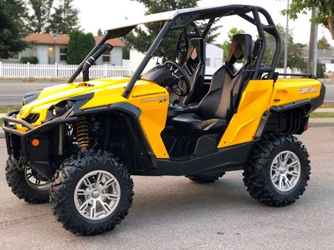 Can Am Commander For Sale Paducah Ky >> 2012 Can Am Commander For Sale In Paducah Ky Carsforsale Com