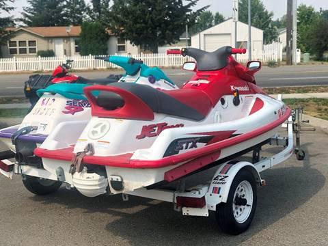 1995 Sea-Doo & Kawasaki Package 750cc  for sale in Post Falls, ID