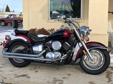 2002 Yamaha V-Star for sale in Post Falls, ID