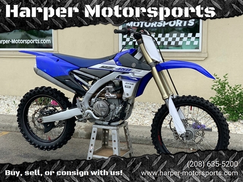 2016 Yamaha YZ450F for sale in Post Falls, ID