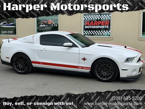 2011 Ford Shelby GT500 for sale in Post Falls, ID