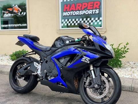 2006 Suzuki GSX-R600 for sale in Post Falls, ID
