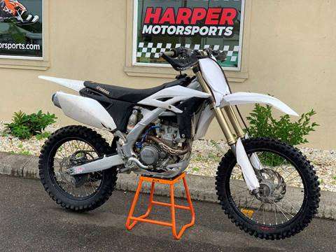 2013 Yamaha YZ250F for sale in Post Falls, ID