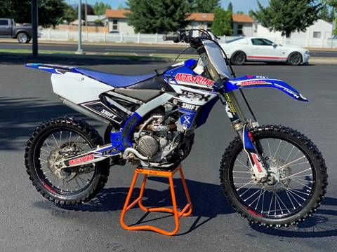 2015 Yamaha YZ250F for sale in Post Falls, ID