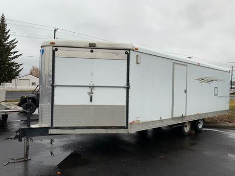 2003 Interstate Enclosed Snowmobile Trailer  for sale in Post Falls, ID
