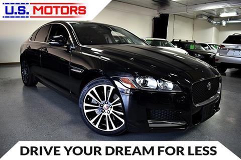 2016 Jaguar XF For Sale In San Diego, CA