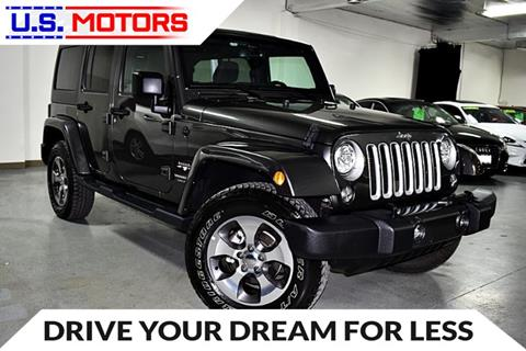 Used Jeep Wrangler Unlimited For Sale In San Diego Ca Carsforsale