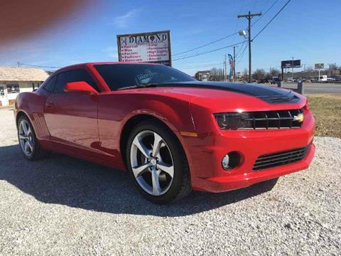 chevrolet camaro for sale in springdale ar. Black Bedroom Furniture Sets. Home Design Ideas