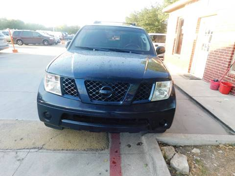 2005 Nissan Pathfinder for sale at El Jasho Motors in Grand Prairie TX