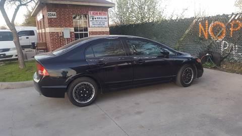 2008 Honda Civic for sale in Grand Prairie, TX