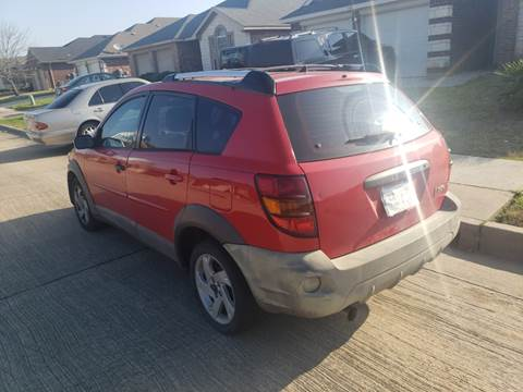 2003 Pontiac Vibe for sale in Grand Prairie, TX