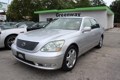 Lexus LS 430 For Sale in Jacksonville, FL - Carsforsale.com®