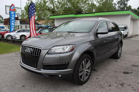 2010 Audi Q7 For Sale In Florida Carsforsale