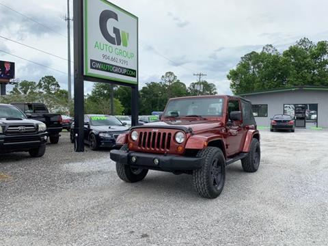 2007 Jeep Wrangler for sale in Jacksonville, FL