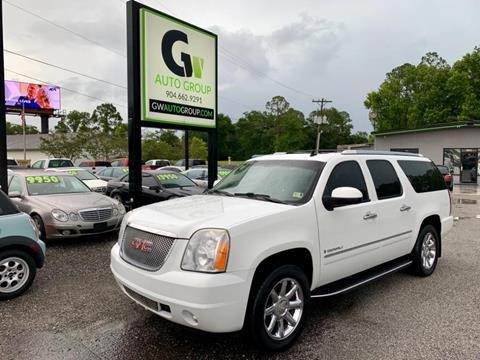 2009 GMC Yukon XL for sale in Jacksonville, FL