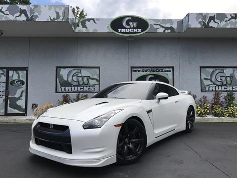 Used Nissan Gt R For Sale Carsforsale Com
