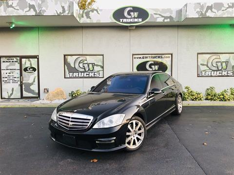 2007 Mercedes-Benz S-Class for sale in Jacksonville, FL