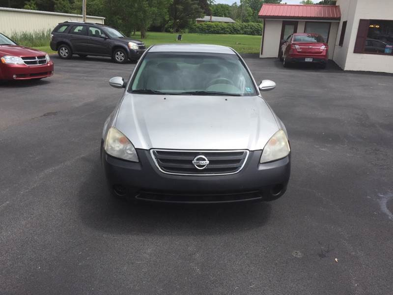 2004 Nissan Altima For Sale At Alexandria Auto Mart In Alexandria PA