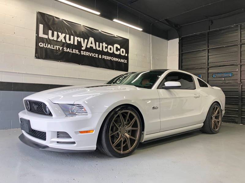 Ford Mustang For Sale At Luxury Auto Company In Cornelius Nc