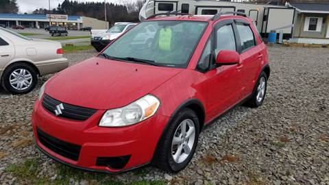2009 Suzuki SX4 Crossover for sale in Buckhannon, WV